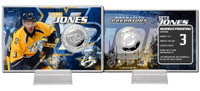 Seth Jones Silver Coin Card