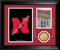 University of Nebraska Fan Memories Desktop Photo Mint