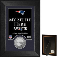 New England Patriots Selfie Minted Coin Mini Mint