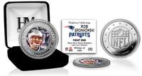 Rob Gronkowski Silver Color Coin