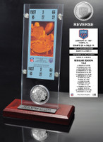 Super Bowl 25 Ticket & Game Coin Collection