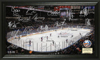 New York Islanders Signature Rink