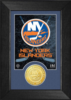 New York Islanders Bronze Coin Mini Mint