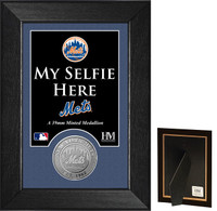 New York Mets Selfie Minted Coin Mini Mint