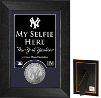 New York Yankees Selfie Minted Coin Mini Mint
