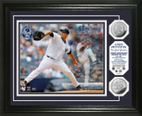 Andy Pettitte Retirement Day Silver Coin Photo Mint
