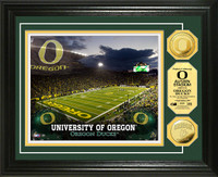 University of Oregon Gold Coin Photo Mint