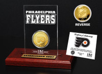 Philadelphia Flyers Etched Acrylic Desktop