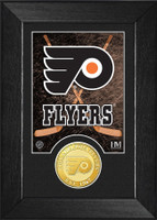 Philadelphia Flyers Bronze Coin Mini Mint