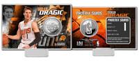 Goran Dragic Silver Coin Card