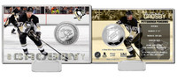 Sidney Crosby Silver Coin Card