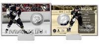 Evgeni Malkin Silver Coin Card