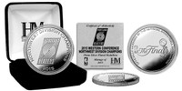 Portland Trailblazers Northwest Division Champions Silver Mint Coin