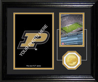 University of Purdue Fan Memories Desktop Photo Mint