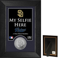 San Diego Padres Selfie Minted Coin Mini Mint