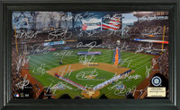 Seattle Mariners Signature Field