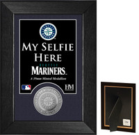 Seattle Mariners Selfie Minted Coin Mini Mint