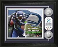 Richard Sherman Silver Coin Photo Mint