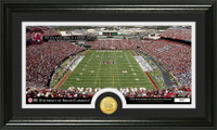 University of South Carolina Stadium Bronze Coin Panoramic Photo Mint