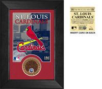 St. Louis Cardinals Infield Dirt Coin Mini Mint