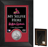 St. Louis Cardinals Selfie Minted Coin Mini Mint