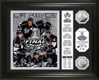 2012 Stanley Cup Champions Banner Gold Coin Photo Mint