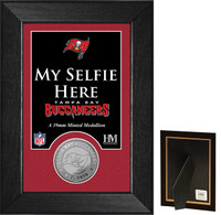 Tampa Bay Buccaneers Selfie Minted Coin Mini Mint