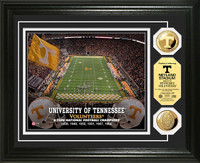University of Tennessee Stadium Gold Coin Photo Mint
