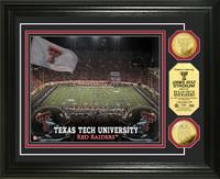 Texas Tech University Gold Coin Photo Mint