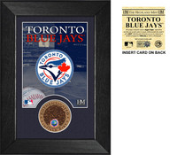 Toronto Blue Jays Infield Dirt Coin Mini Mint