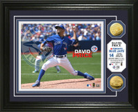 David Price Toronto Blue Jays Gold Coin Photo Mint