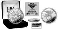 Toronto Blue Jays 2015 Division Champions Silver Mint Coin