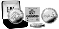 Toronto Raptors Atlantic Division Champions Silver Mint Coin