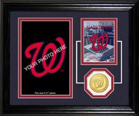 Washington Nationals Fan Memories Photo Mint