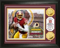 Robert Griffin III Gold Coin Photo Mint