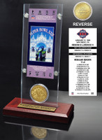 Super Bowl 22 Ticket & Game Coin Collection