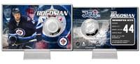 Zach Bogosian Silver Coin Card