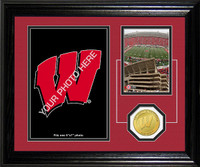 University of Wisconsin Fan Memories Desktop Photo Mint