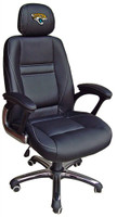 Jacksonville Jaguars Head Coach Leather Office Chair