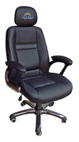 San Diego Chargers Head Coach Leather Office Chair