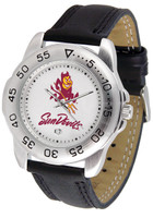 Arizona State Sun Devils Sport Leather Watch (Men's or Women's)