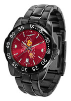 Arizona State Sun Devils Fantom Gunmetal Sport AnoChrome Watch (Men's or Women's)