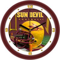 Arizona State Sun Devils 12 Inch Round Wall Clock