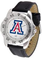 Arizona Wildcats Sport Leather Watch (Men's or Women's)