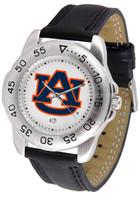 *Auburn Tigers Sport Leather Watch (Men's or Women's)