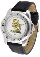Baylor Bears Sport Leather Watch (Men's or Women's)