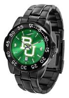 Baylor Bears Fantom Gunmetal Sport AnoChrome Watch (Men's or Women's)