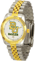 Baylor Bears Executive  2-Tone 23k Gold Stainless Steel Watch (Men's or Women's)