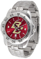 Boston College Eagles Sport Stainless Steel AnoChrome Watch (Men's or Women's)
