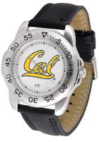 California Berkeley Golden Bears Sport Leather Watch (Men's or Women's)